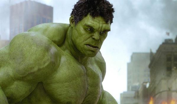 Mark Ruffalo as the Hulk in Marvel's Avengers
